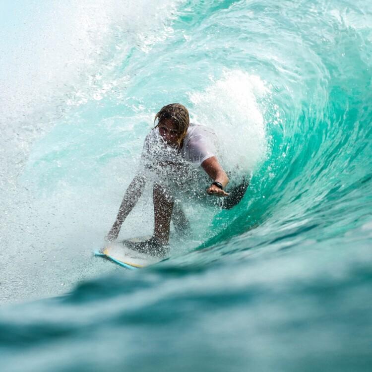 Surfen in Mimizan