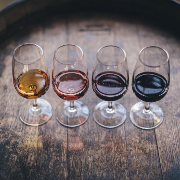 Wijn proeven in Bordeaux