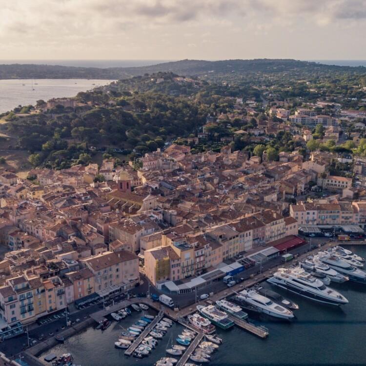 Jachten bekijken in Saint-Tropez