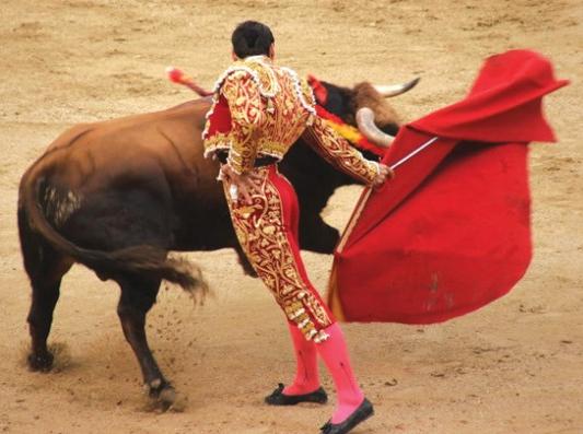 Stierengevechten in Valencia