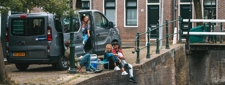 Personenbus huren Eindhoven